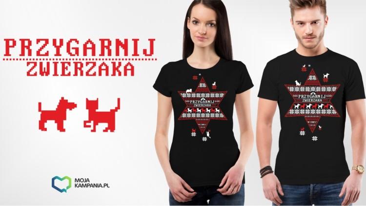 Rusza III edycja kampanii PRZYGARNIJ ZWIERZAKA!
