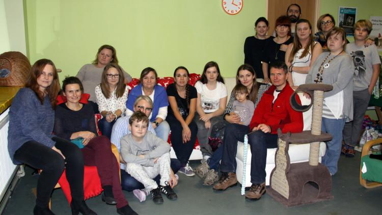 Relacja z Mikołajek w Mruczarni – FILM!