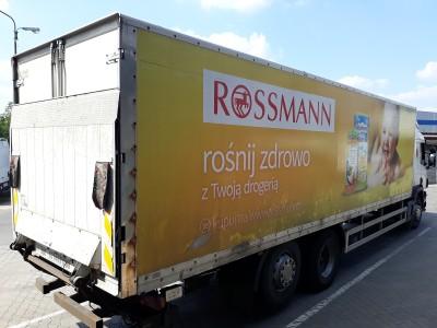 Przesyłka z Rossmanna