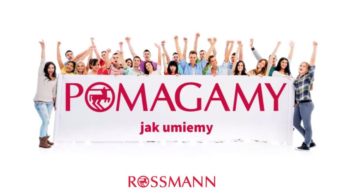 Pamiętajcie o akcji Rossmann!