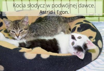 Astrid i Egon