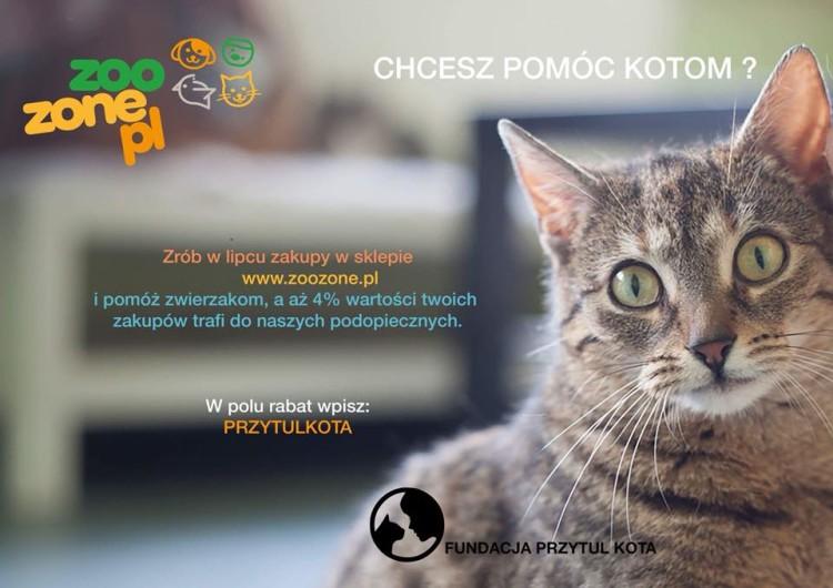 Fundacja Przytul Kota-baner