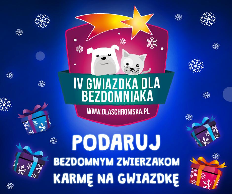 """Rusza akcja """"Gwiazdka dla Bezdomniaka""""!"""