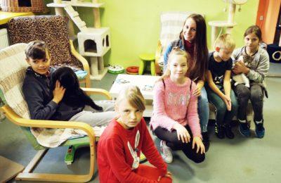 Odwiedziny dzieci