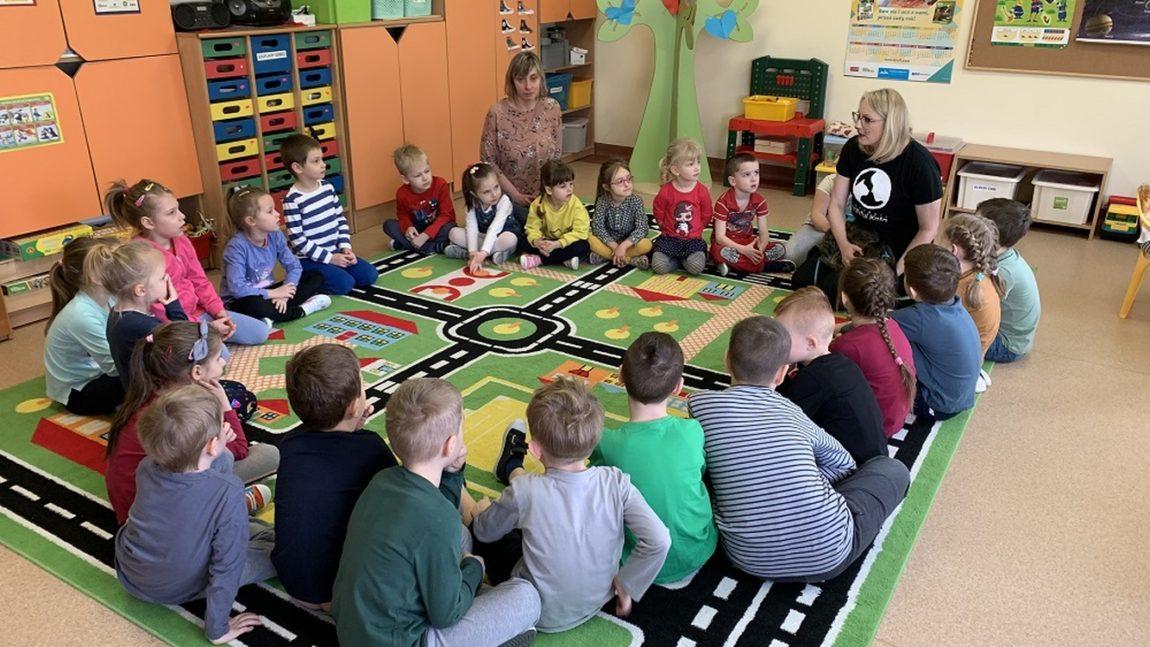Dzień Kota w Przedszkolu