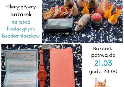 Podziękowania bazarkowe